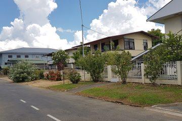 Huurwoning Aluminiumstraat Paramaribo