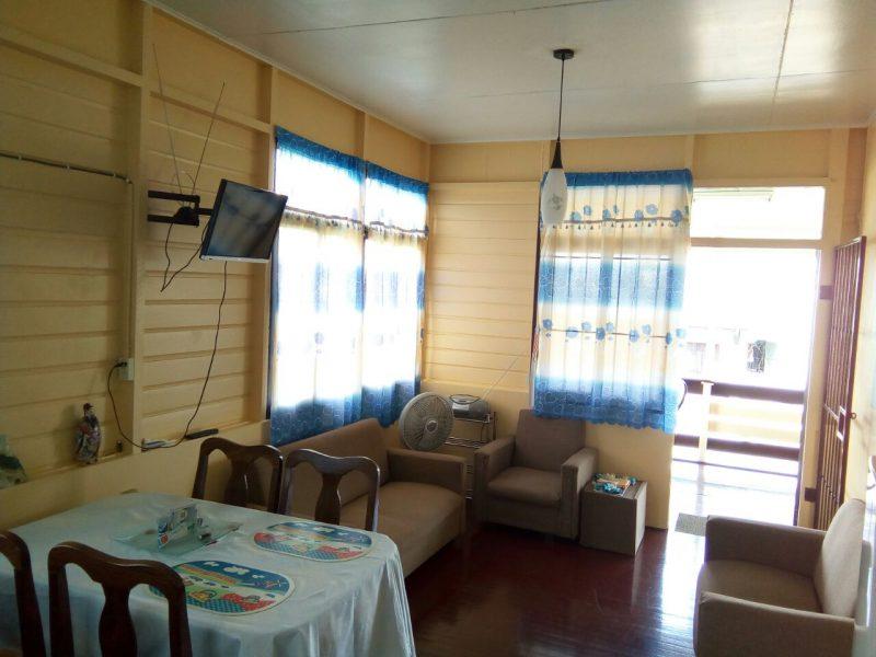 Zithoek - woonkamer