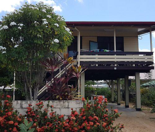Aluminiumstraat Paramaribo Noord